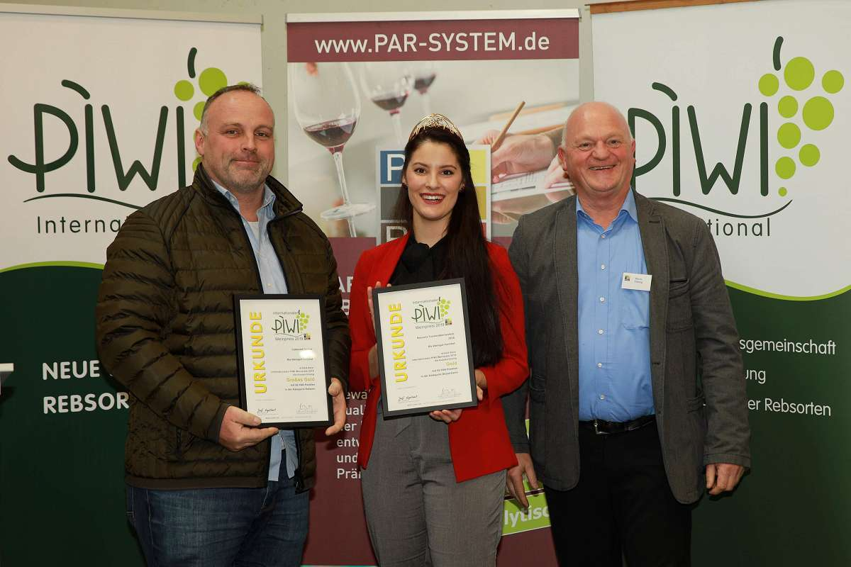 PIWI Wine Award 2019